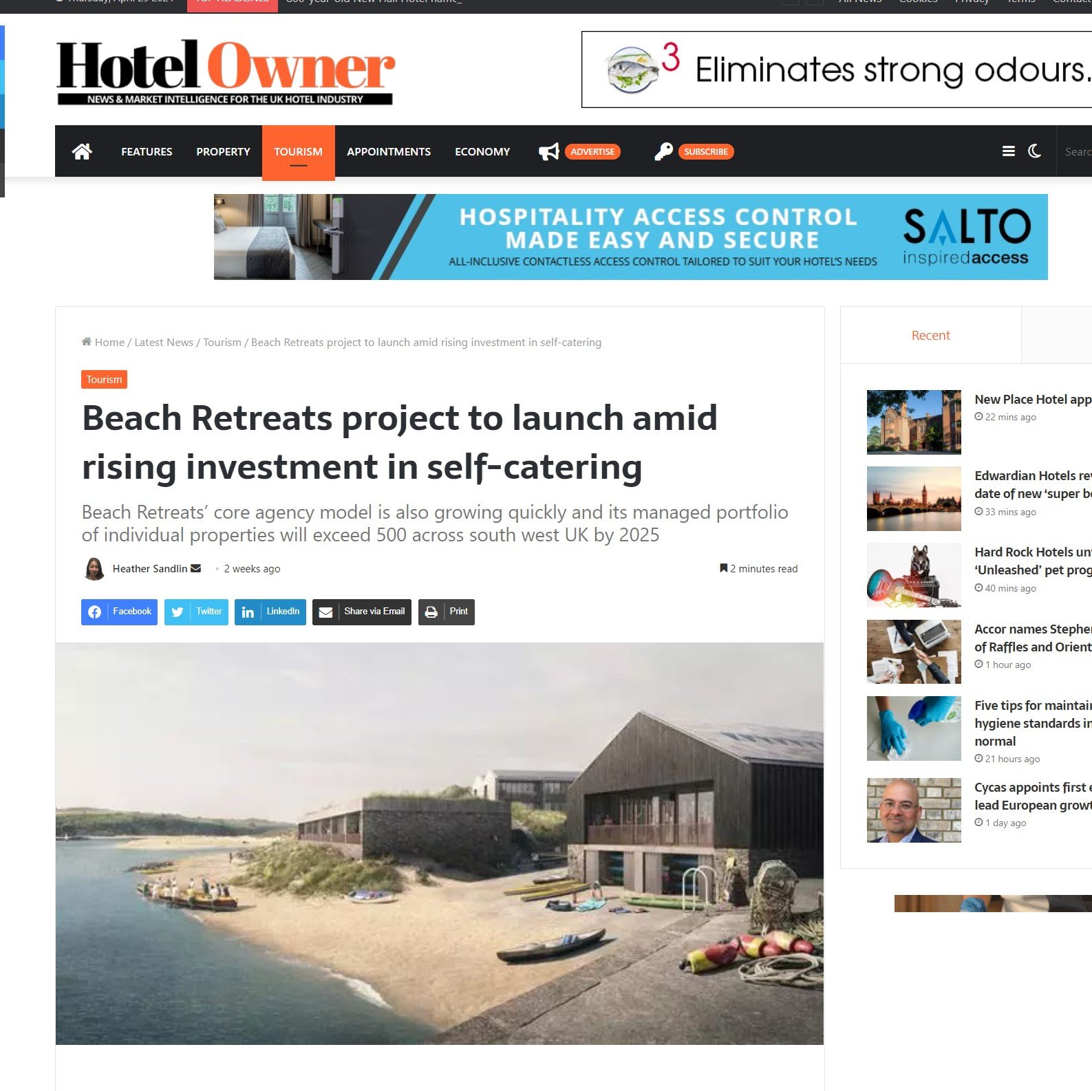Beach-Retreats-project-to-launch-amid-rising-investment-in-self-catering-Article-Hotel-Owner
