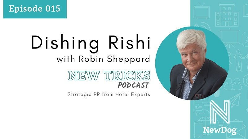 ep15 banner - new tricks podcast by new dog pr - strategic pr from hotel experts