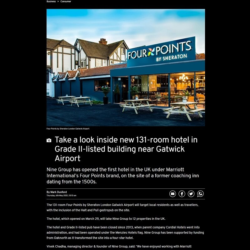 Take-a-look-inside-new-131-room-hotel-in-Grade-II-listed-building-near-Gatwick-Airport-Crawley-Observer