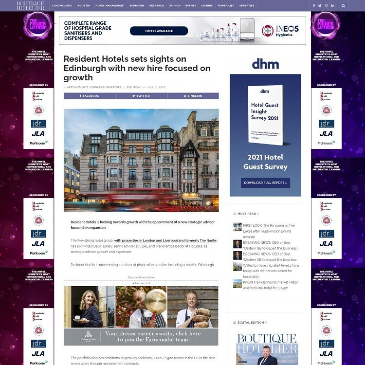 Resident-Hotels-sets-sights-on-Edinburgh-with-new-hire-focused-on-growth