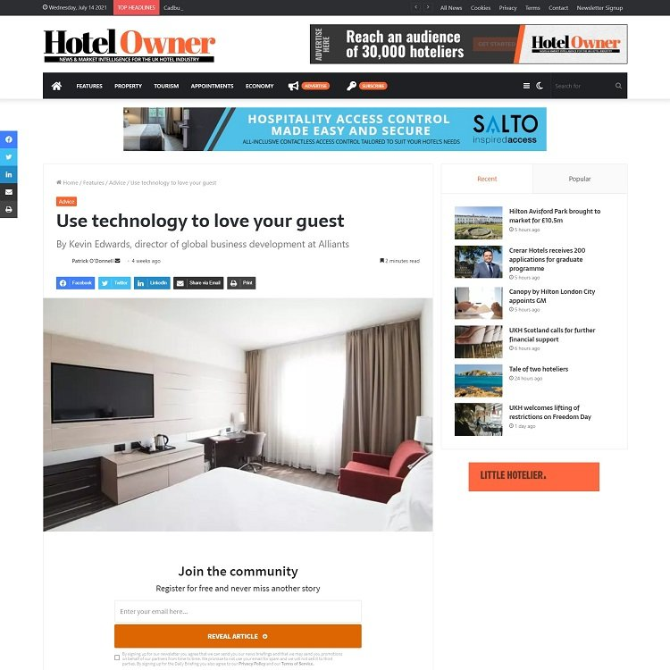 Use-technology-to-love-your-guest-Article-Hotel-Owner